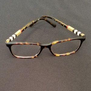 Classic Burberry Optical Frames